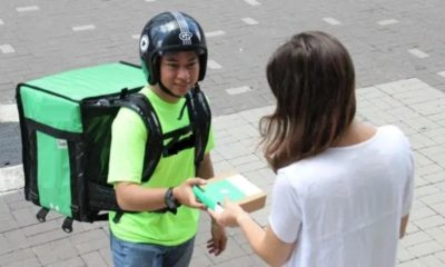Food Delivery, Services, Thailand
