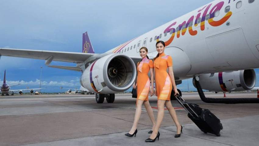 THAI Smile to halt domestic flights