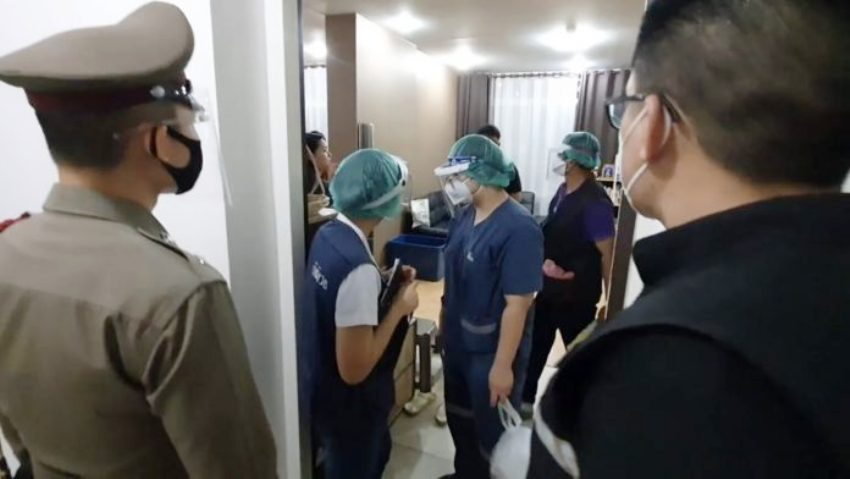 Korean man found dead in Chiang Mai condo