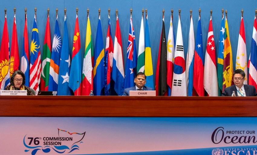 Asia-Pacific Countries Endorse UN Resolution,COVID-19