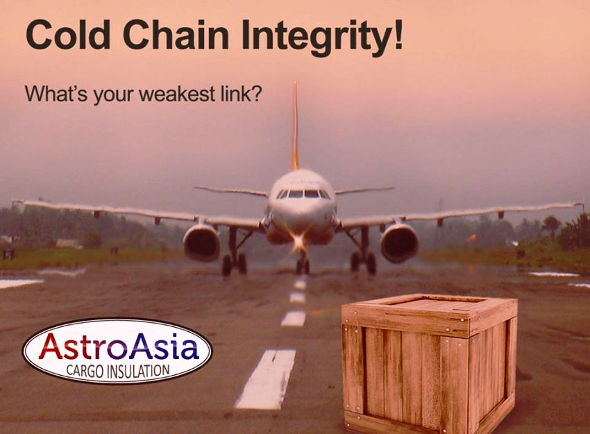 Astro Asia | Cargo Insulation for Thermal Packaging & Shipping