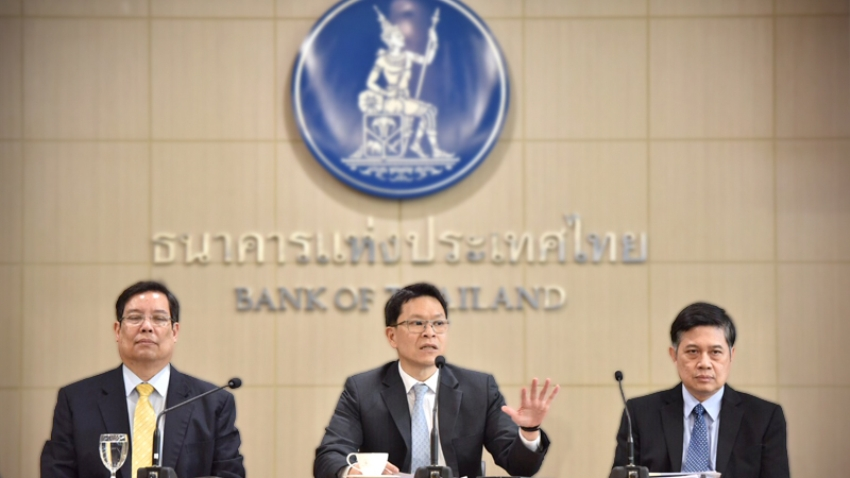 Bank of Thailand, Governor, Economy, Thailand