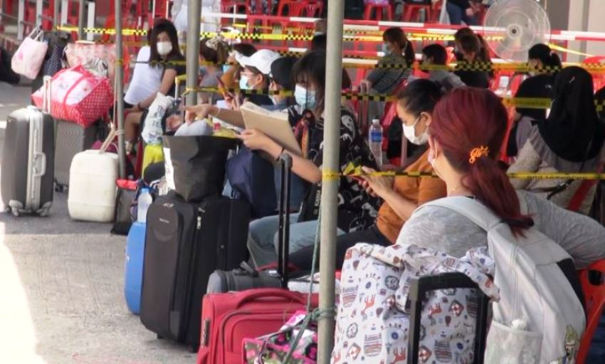 Border Crossing in Southern Thailand Closed Over Covod-19 Fears