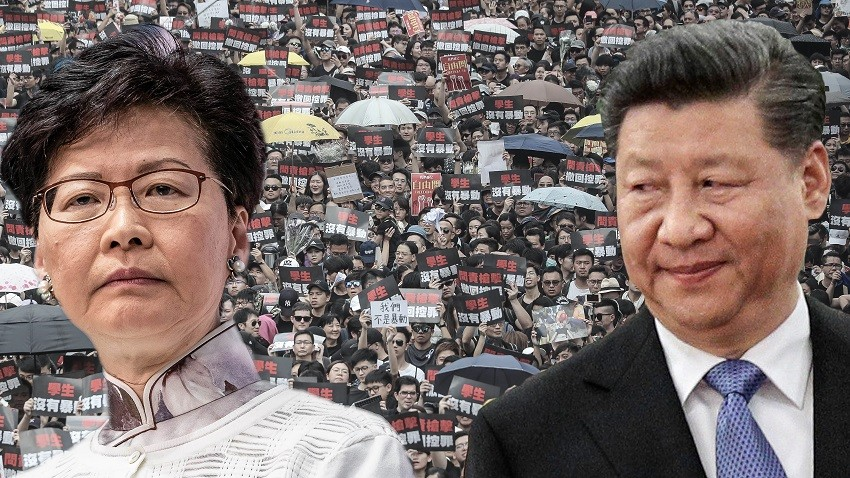 China, Hong Kong, Communist Party, Beijing, Trump