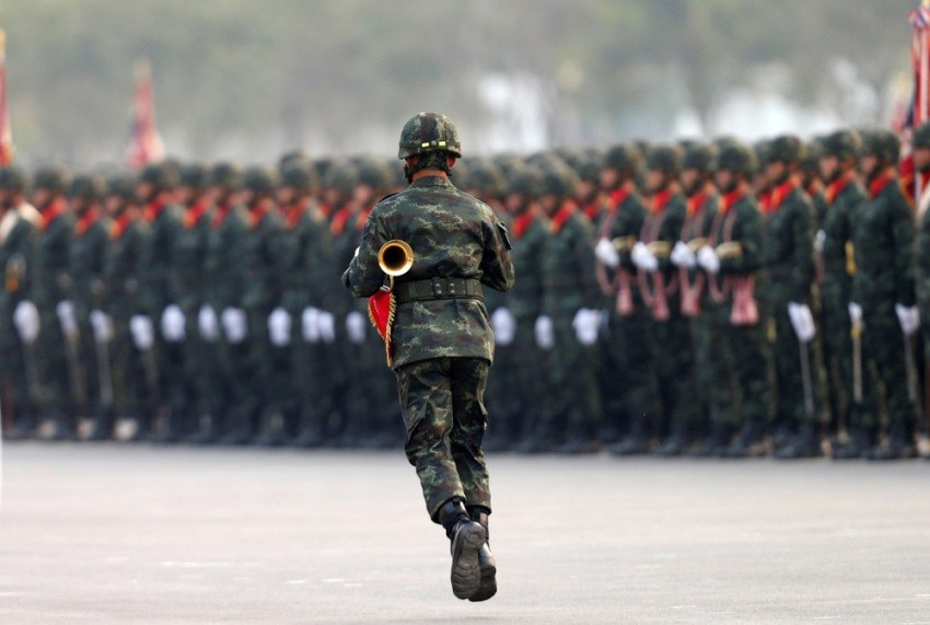 Thai Armed Forces. soldier, thailand