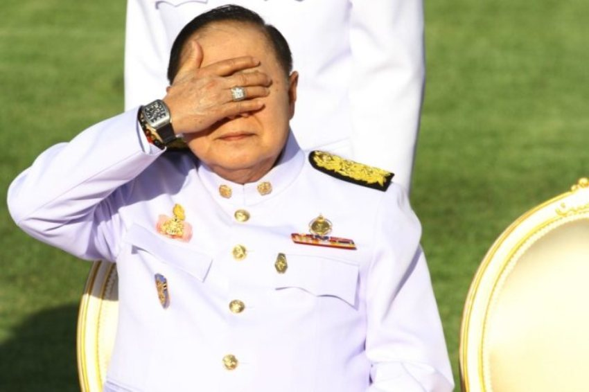 Luxury watches, Thailand, Corruption, Thailand