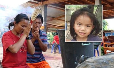 Parents of Strangled 3 Year-Old Girl Suspect Murderer a Local Villager