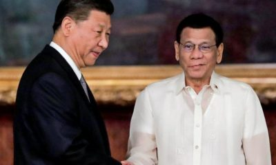 Philippines Duterte Copies China's Xi Jinping Playbook Jailing Critics