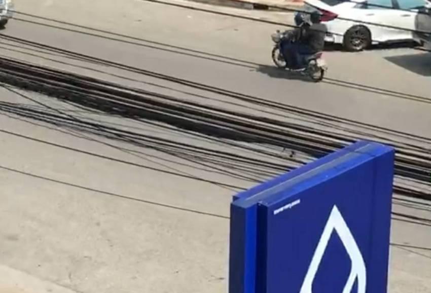 Chiang Rai, Police, Bangkok Bank, Chiang Saen