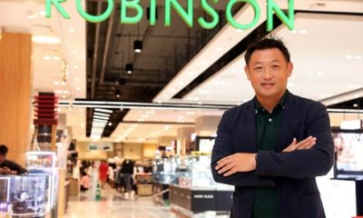 Robinson Department Store, customers, reopens