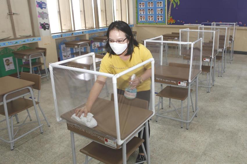 Schools, Thailand, Education