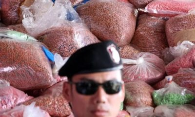 Synthetic Drugs southeast asia,UNODC