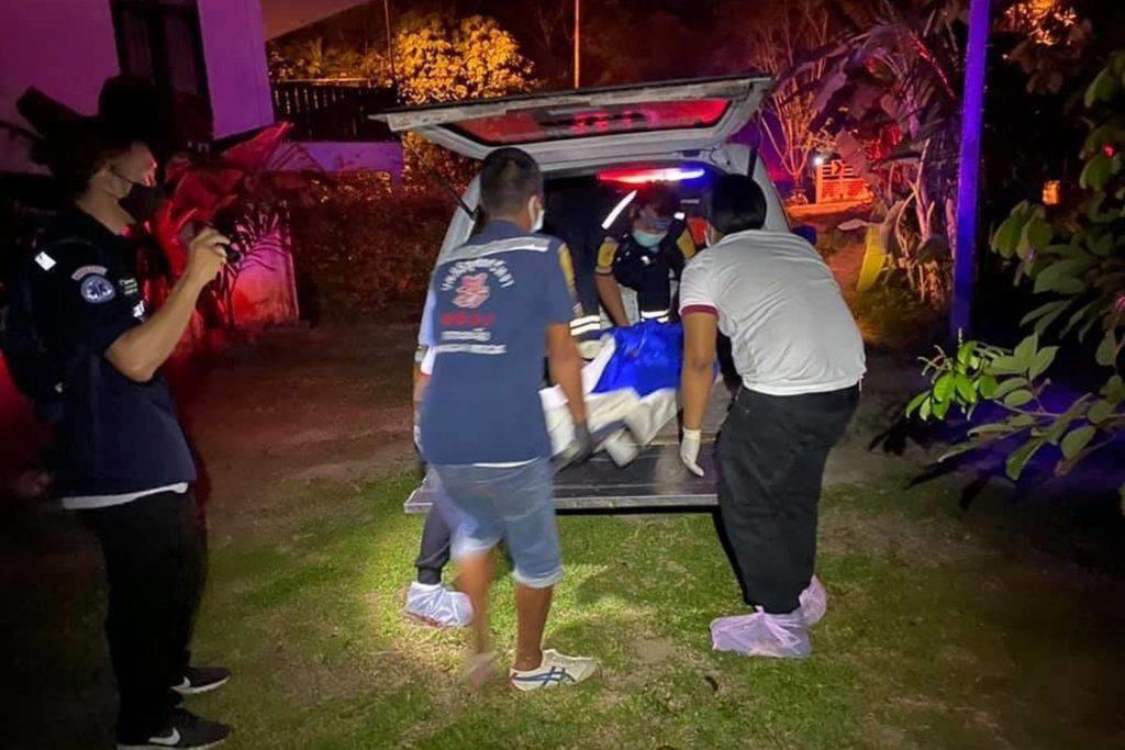 Chilean man stabbed to death Koh Phangan Island