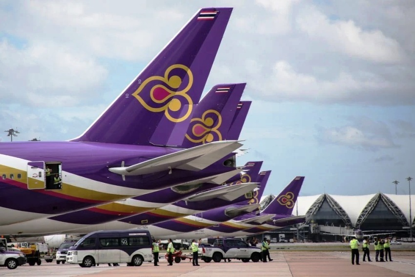 Thai Airways,bankruptcy,restructuring