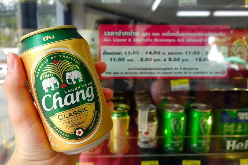 Thai Government Lifts Alcohol Ban Ending Prohibition Sunday