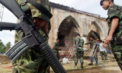 Security Forces Kill 3 Suspected Insurgents in Thailand's Deep South