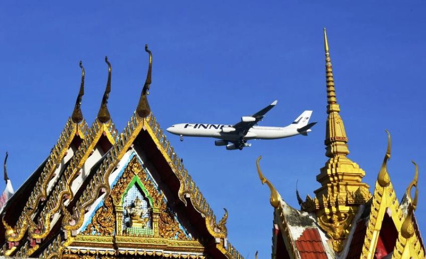 Thailand Extends International Flight Ban Until the End of June due to coronavirus