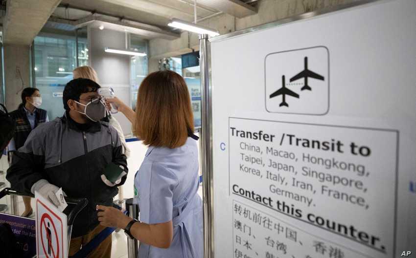 international travel, Thailand, Lockdown