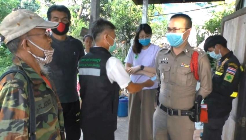 Thailand, Covid-19 Suicide