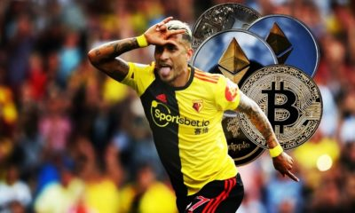 Watford FC, Bitcoin,crypto currency
