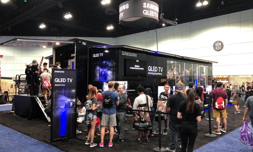 Trade Show Marketing trailers