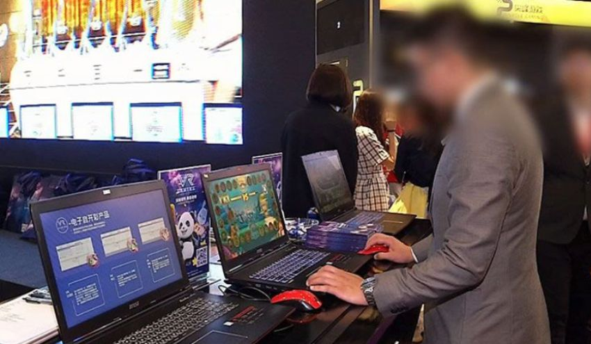 online gaming centers