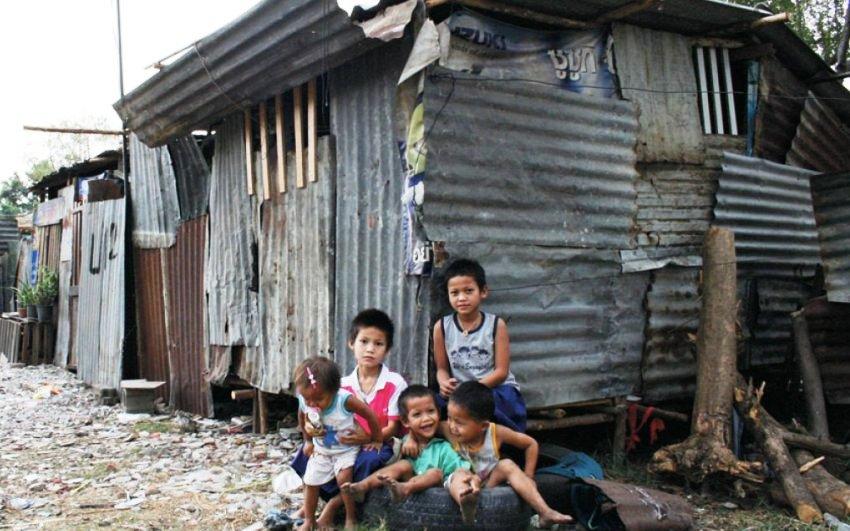 Child poverty, Online School