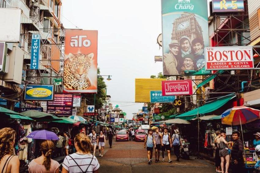 Thailand, Bars and Nightlife, Bangkok