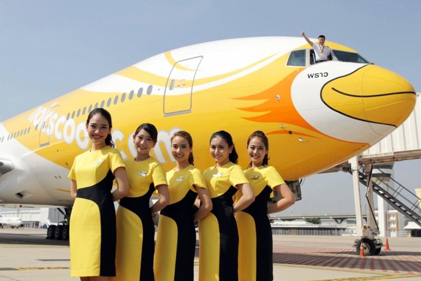 NokScoot , domestic flights.Coronavirus