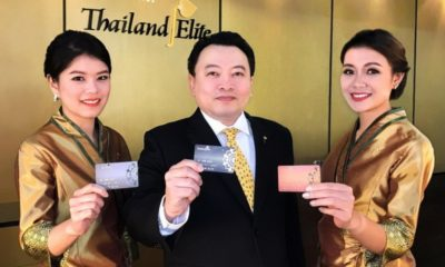 Thailand Elite Card, Chinese, COVID-19