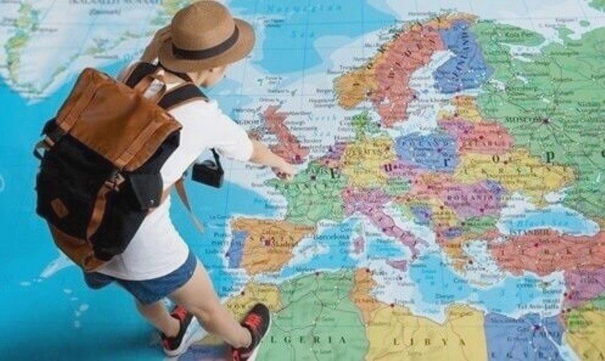International, Travel, Tourists