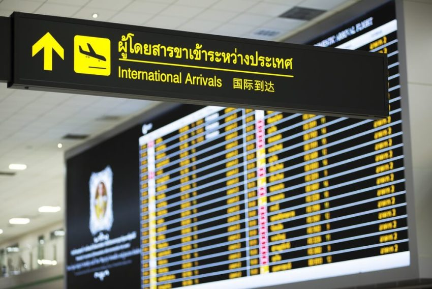 Busines People, Travel Bubbles, Thailand, Covid-19