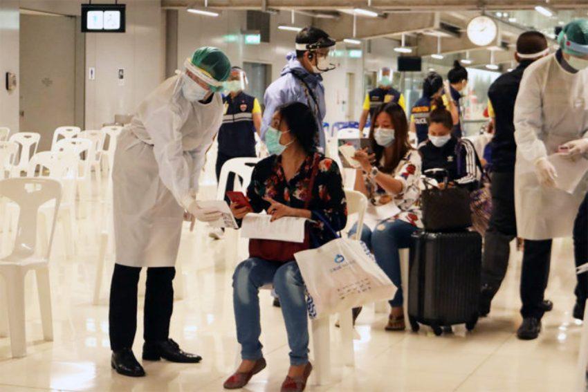 Thailand, International Flights, Tourists, Covid-19 vaccine