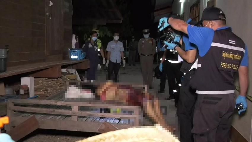 Thailand, Land Dispute, police ,shooting