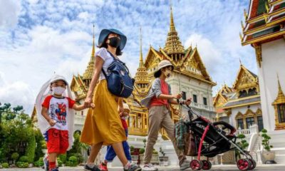 Foreign Tourists, Thailand, Thai, Second Wave