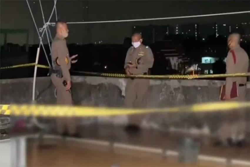 Police, Bangkok, Indian Man, Dead