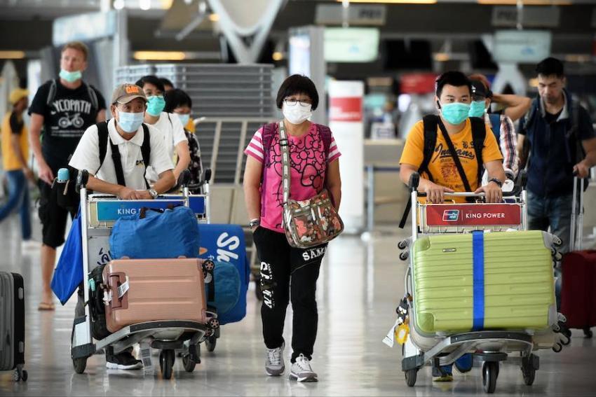 Thailand, tourists, cash handout, economy