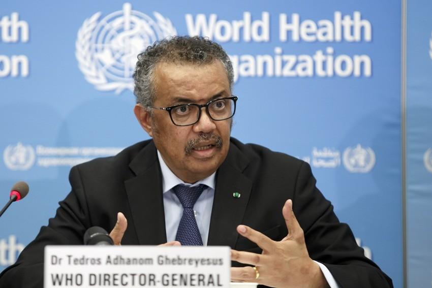 Thailand, World Health Organisation (WHO), covid-19