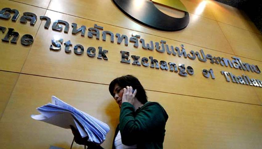 stock market,Stock Exchange ,Thailand