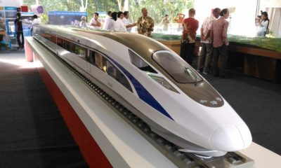 State Railway of ThailandHigh-Speed Rail Project, Thailand