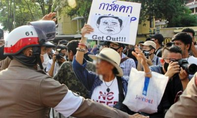 moving to Thailand, Government, Protests