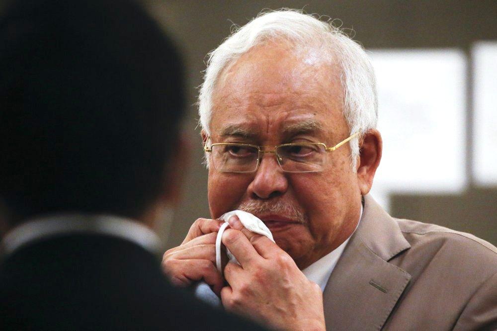 Najib Razak, 1MDB, Malaysia