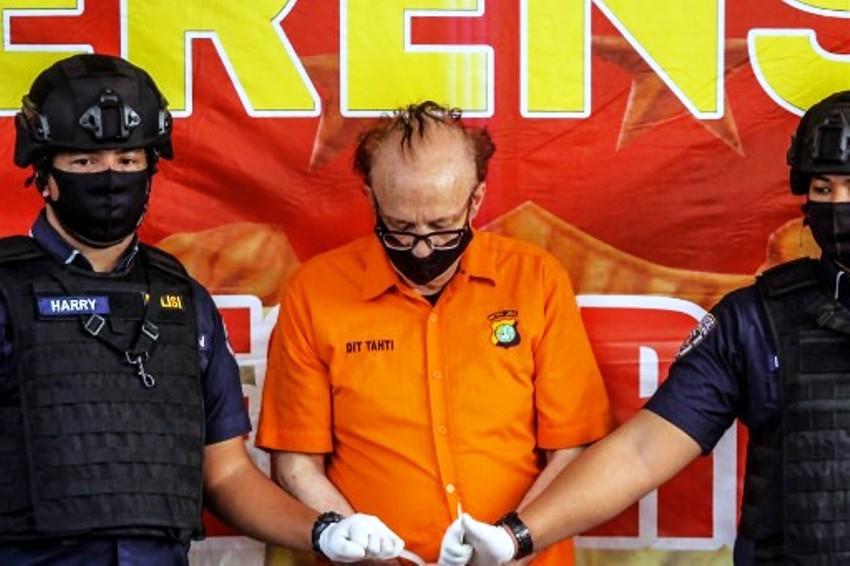 Frenchman, Execution, Indonesia