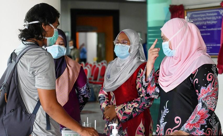 Face Masks, Malaysia, Manditory, covid-19 coronavirus cases