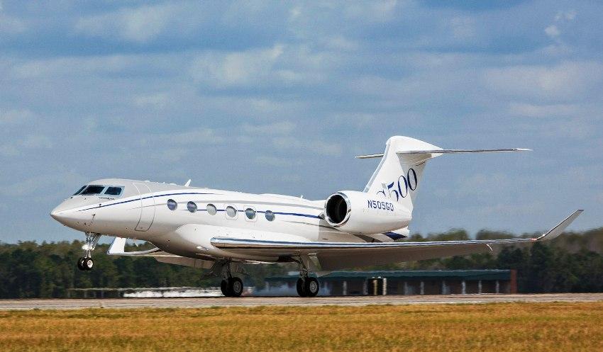 Planning to Buy 'Gulfstream G500