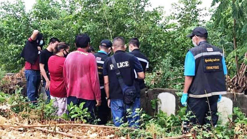 Dead, Babies, Stolen, Cemetary, Thailand