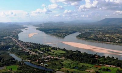Mekong River, China Dams, United States