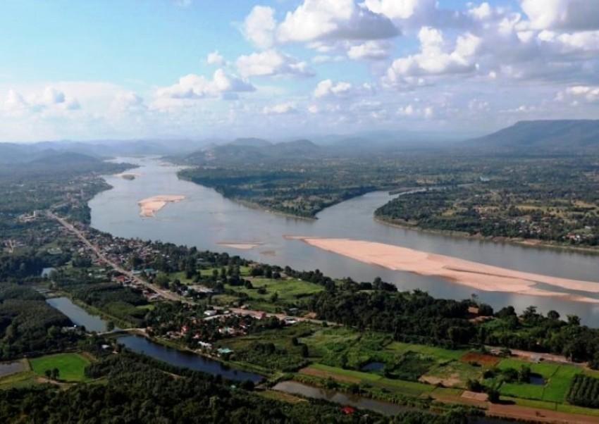 Mekong River, China Dams, United States