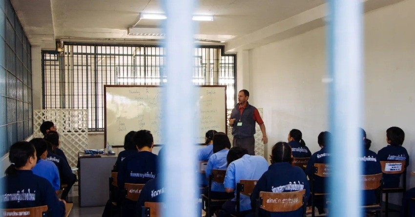 Thailand, Prisons, Teach English