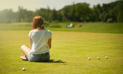 playing golf guide on golf courses